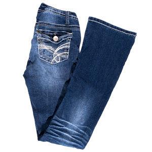 Wallflower Straight Jeans for Women Size 0 #00740